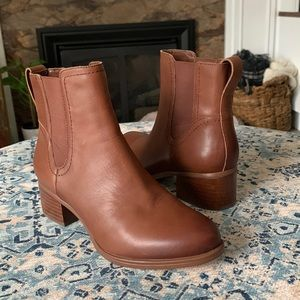 Naturalizer   Chelsey Leather Ankle Boots